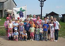 Sargelių bendruomenės vasaros stovykla, 2009
