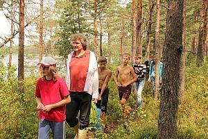 Sargelių bendruomenės centro vasaros stovykla, 2011