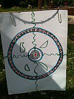 Sargelių bendruomenės centro vasaros stovykla, 2012