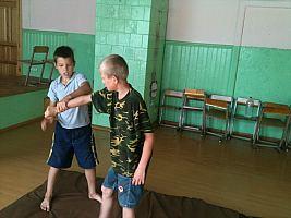 Sargelių bendruomenės centro vasaros stovykla, 2013
