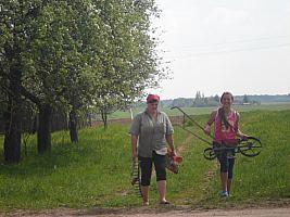 Sargelių bendruomenės centro vasaros stovykla, 2015
