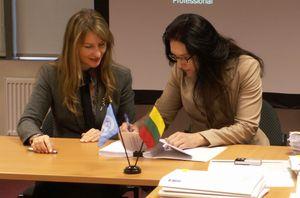MPP sutarties pasirašymas