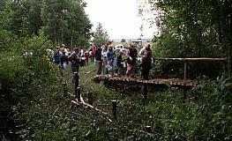 Sargelių bendruomenės vasaros stovykla, 2007