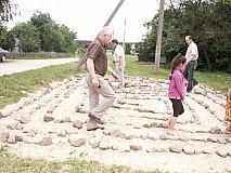 Sargelių bendruomenės vasaros stovykla, 2008