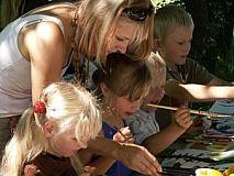 Sargelių bendruomenės vasaros stovykla, 2006